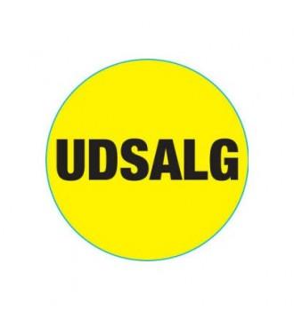 Udsalgsklistermærke, rabatklistermærke, mærkning - www.boxel.dk