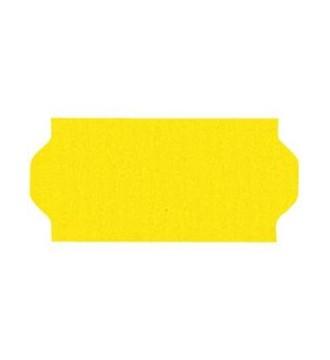 Prismærke til Blitz 1-linjet, gul