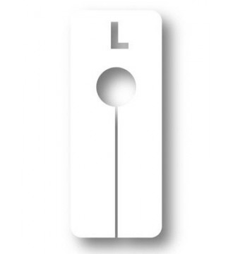 aflang størrelsesopdeler, mærkning - www.boxel.dk