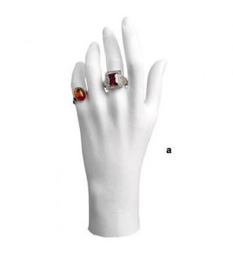 Smykkehånd, displays - www.boxel.dk