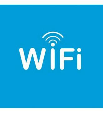 Pictogram WiFi, skilte - www.boxel.dk
