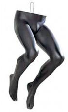 Herremannequin, bukseunderdel