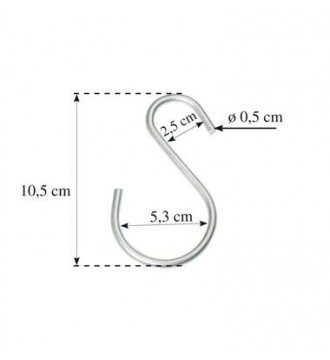Jeanskrog, 10½ cm
