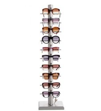 Brilledisplay til 10 par briller, displays - www.boxel.dk