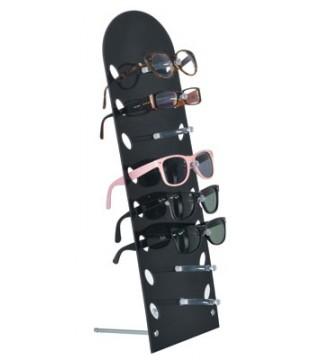 Brilledisplay til 8 par briller, displays - www.boxel.dk