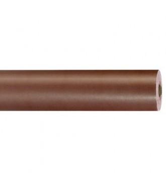 Gavepapir, chokoladebrun - emballage