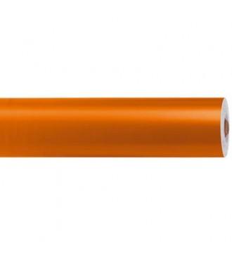 Blankt gavepapir, orange - emballage