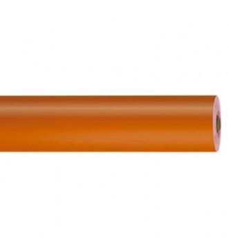 Gavepapir, orange - emballage