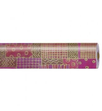 Gavepapir med mønster - emballage
