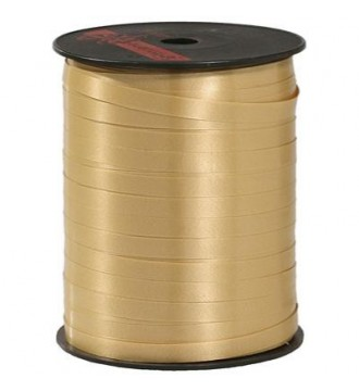 Gavebånd, guld - emballage