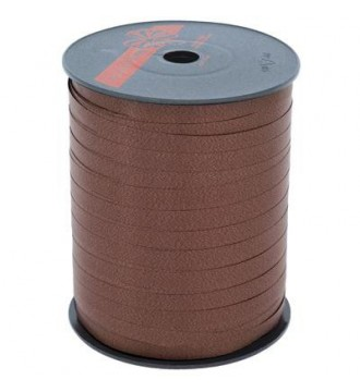 Gavebånd, chokoladebrun - emballage