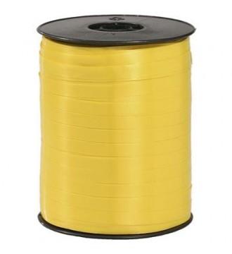 Gavebånd, gul - emballage