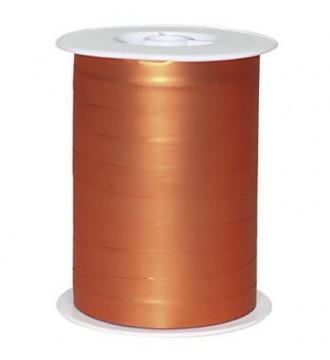 Matmetallic gavebånd, orange - emballage