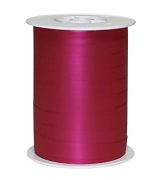 Matmetallic gavebånd, fuchsia - emballage