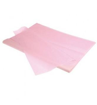 Silkepapir lyserød - emballage