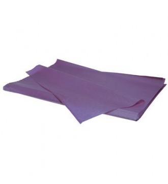 Silkepapir violet - emballage