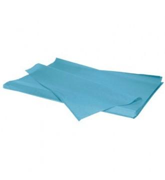 Silkepapir himmelblå - emballage