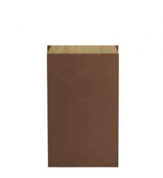Brun gavepose 18x6x33½ cm - emballage