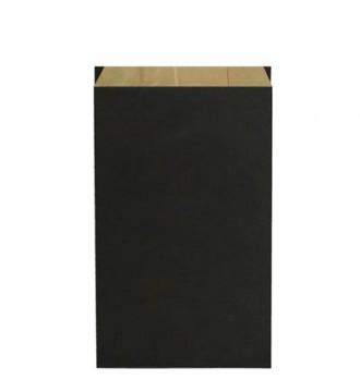 Sort gavepose 25x7x41 cm - emballage