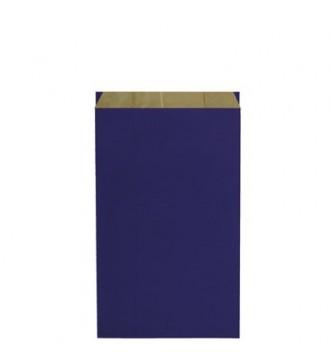 Blå gavepose 18x6x33½ cm - emballage