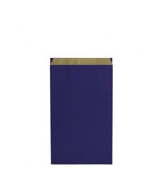 Blå gavepose 16x8x27½ cm - emballage