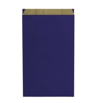 Blå gavepose 30x9x49½ cm - emballage