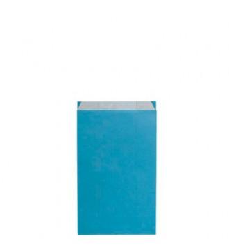 Turkisfarvet gavepose 12x4½x21 cm - emballage