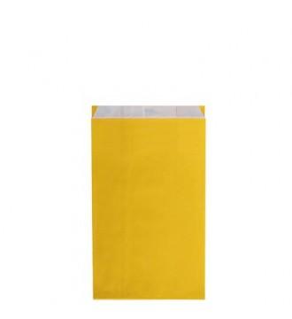 Gul gavepose 16x8x27½ cm - emballage