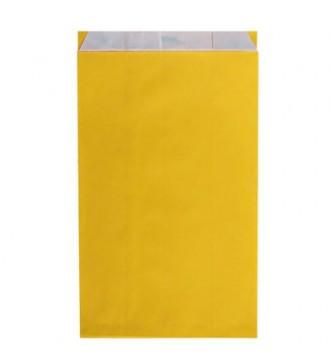 Gul gavepose 30x9x49½ cm - emballage