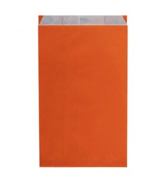 Orange gavepose 30x9x49½ cm - emballage