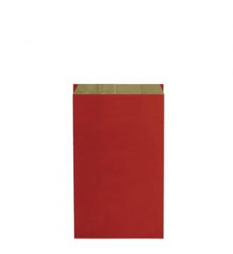 Rød gavepose 16x8x27½ cm - emballage