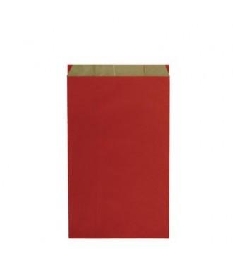 Rød gavepose 18x6x33½ cm - emballage