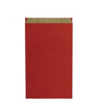 Rød gavepose 25x7x41 cm - emballage