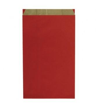 Rød gavepose 30x9x49½ cm - emballage