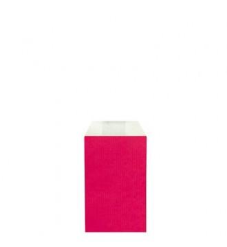 Fuchsiafarvet gavepose 7x13½ cm - emballage