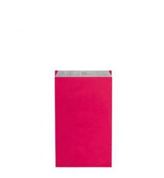 Fuchsiafarvet gavepose 12x4½x21 cm - emballage