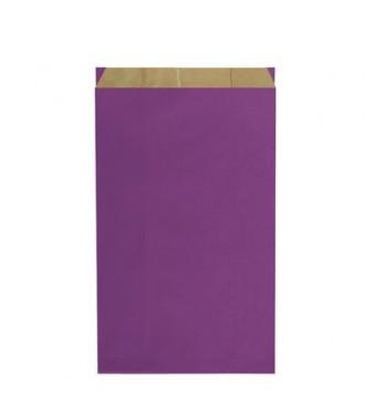 Lilla gavepose 25x7x41 cm - emballage