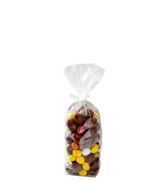 Cellofanpose med papbund, 10x22 cm - emballage