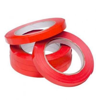 Rød tape til poselukkermaskine - emballage