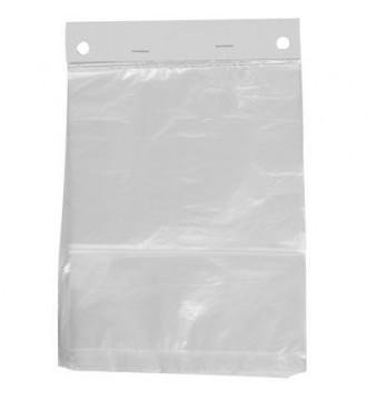 Transparent plastpose 35x50 cm - emballage