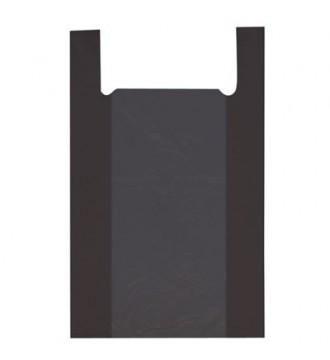 Sort plastpose 30x18x54 cm - emballage