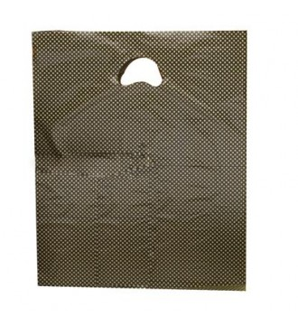 Plastikpose med print 18x4/4x34 cm