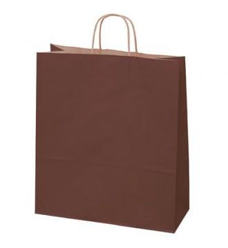 Brun papirspose 35x14x44 cm - emballage
