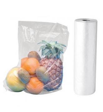 Plastpose til madvarer 29,5x43,5 cm - emballage