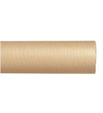Naturfarvet papirrulle 100 cm - emballage