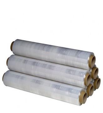 Transparent strækfolie - emballage