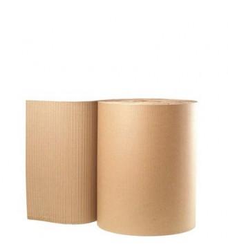 Bølgepap på rulle, 30 cm - emballage