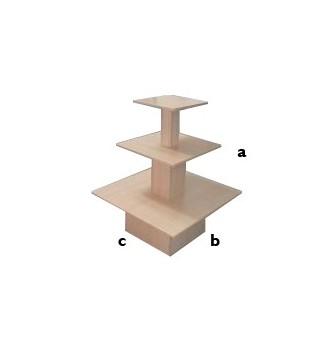 Pyramidebord ahorn