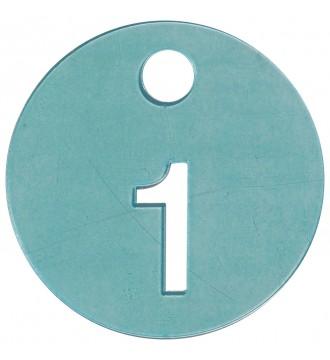 Nummerbrik nr. 1