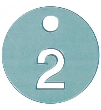 Nummerbrik nr. 2